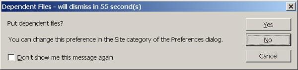 следует ли копировать остальные файлы?