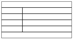 таблица до разбивки